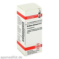 ACIDUM NITR D12, 10 G, Dhu-Arzneimittel GmbH & Co. KG