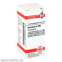 ACONITUM C200, 10 G, Dhu-Arzneimittel GmbH & Co. KG