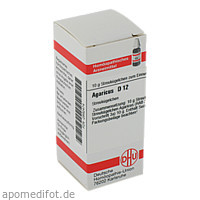 AGARICUS D12, 10 G, Dhu-Arzneimittel GmbH & Co. KG