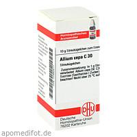 ALLIUM CEPA C30, 10 G, Dhu-Arzneimittel GmbH & Co. KG
