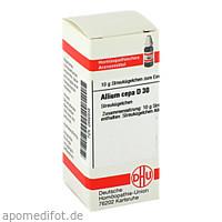 ALLIUM CEPA D30, 10 G, Dhu-Arzneimittel GmbH & Co. KG