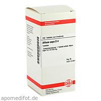 ALLIUM CEPA D 4, 200 ST, Dhu-Arzneimittel GmbH & Co. KG