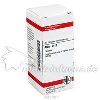 ALOE D12, 80 ST, Dhu-Arzneimittel GmbH & Co. KG