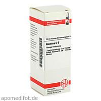 ALUMINA D 6, 20 ML, Dhu-Arzneimittel GmbH & Co. KG