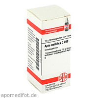 APIS MELLIFICA C200, 10 G, Dhu-Arzneimittel GmbH & Co. KG