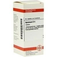 APISINUM D 4, 80 ST, Dhu-Arzneimittel GmbH & Co. KG