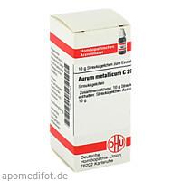 AURUM MET C200, 10 G, Dhu-Arzneimittel GmbH & Co. KG
