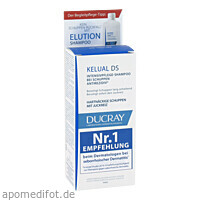 DUCRAY Kelual DS Anti-Schuppen-Shampoo, 100 ML, PIERRE FABRE DERMO KOSMETIK GmbH GB - DUCRAY A-DERMA PFD