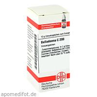 BELLADONNA C200, 10 G, Dhu-Arzneimittel GmbH & Co. KG