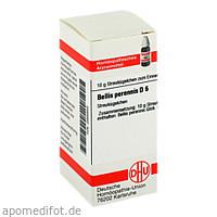 BELLIS PERENNIS D 6, 10 G, Dhu-Arzneimittel GmbH & Co. KG