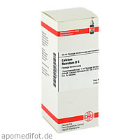 CALCIUM FLUORAT D 6, 50 ML, Dhu-Arzneimittel GmbH & Co. KG