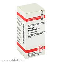 CALCIUM FLUORAT C30, 10 G, Dhu-Arzneimittel GmbH & Co. KG
