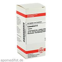 CALENDULA D 2, 80 ST, Dhu-Arzneimittel GmbH & Co. KG