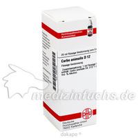 CARBO ANIMALIS D12, 20 ML, Dhu-Arzneimittel GmbH & Co. KG