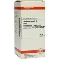 CARDIOSPERMUM D 6, 200 ST, Dhu-Arzneimittel GmbH & Co. KG