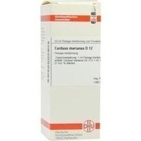 CARDUUS MAR D12, 50 ML, Dhu-Arzneimittel GmbH & Co. KG