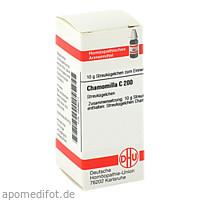 CHAMOMILLA C200, 10 G, Dhu-Arzneimittel GmbH & Co. KG