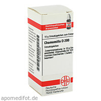 CHAMOMILLA D200, 10 G, Dhu-Arzneimittel GmbH & Co. KG