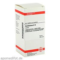 CHELIDONIUM D12, 200 ST, Dhu-Arzneimittel GmbH & Co. KG