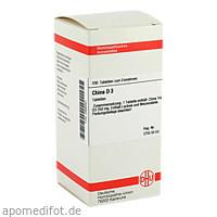 CHINA D 3, 200 ST, Dhu-Arzneimittel GmbH & Co. KG