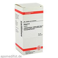 CHINA D 4 Tabletten, 200 ST, DHU-Arzneimittel GmbH & Co. KG