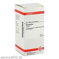 CLEMATIS D 4, 200 ST, Dhu-Arzneimittel GmbH & Co. KG