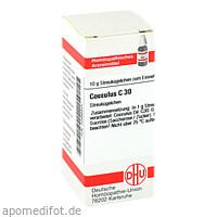 COCCULUS C30, 10 Gramm, Dhu-Arzneimittel GmbH & Co. KG
