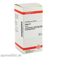 COFFEA D 4, 200 ST, Dhu-Arzneimittel GmbH & Co. KG