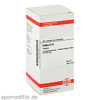 COFFEA D12, 200 ST, Dhu-Arzneimittel GmbH & Co. KG