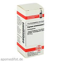 CUPRUM ARSENIC D12, 10 G, Dhu-Arzneimittel GmbH & Co. KG