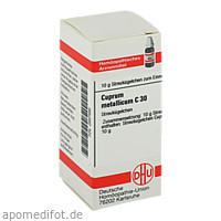 CUPRUM MET C30, 10 G, Dhu-Arzneimittel GmbH & Co. KG