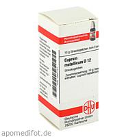 CUPRUM MET D12, 10 G, Dhu-Arzneimittel GmbH & Co. KG