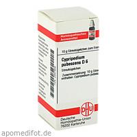 CYPRIPEDIUM PUBESC D 6, 10 G, Dhu-Arzneimittel GmbH & Co. KG