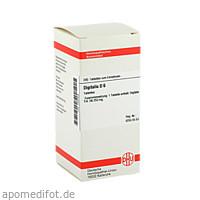 DIGITALIS D 6, 200 ST, Dhu-Arzneimittel GmbH & Co. KG