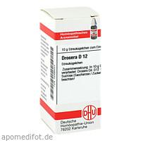 DROSERA D12, 10 G, Dhu-Arzneimittel GmbH & Co. KG