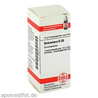 DULCAMARA D30, 10 G, Dhu-Arzneimittel GmbH & Co. KG