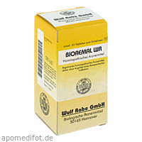 Bioremal WR, 50 ST, Adjupharm GmbH