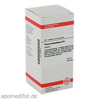 FUCUS VESICUL D 6, 200 ST, Dhu-Arzneimittel GmbH & Co. KG