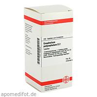 GNAPHALIUM POLYC D 2, 200 ST, Dhu-Arzneimittel GmbH & Co. KG