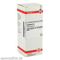 GRAPHITES D 6, 50 ML, Dhu-Arzneimittel GmbH & Co. KG