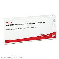 ARTERIA CA CO E S C GL D 6, 10X1 ML, Wala Heilmittel GmbH
