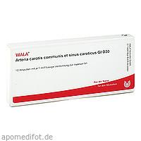 ARTERIA CA CO E S C GL D30, 10X1 ML, Wala Heilmittel GmbH
