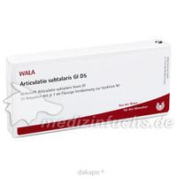ARTICULATIO SUBTALA GL D 5, 10X1 ML, Wala Heilmittel GmbH