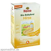 Holle Bio-Babybrei Hirse, 250 G, Holle baby food AG