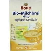 Holle Bio-Milchbrei Hirse, 250 G, Holle baby food AG
