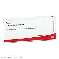 CALENDULA EX HERBA D 3, 10X1 ML, Wala Heilmittel GmbH