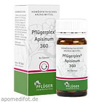 PFLUEGERPLEX APISINUM 360, 100 ST, Homöopathisches Laboratorium Alexander Pflüger GmbH & Co. KG