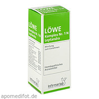 Löwe-Komplex Nr.1 N Leptandra, 100 ML, Infirmarius GmbH