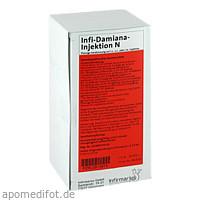 Infi-Damiana-Injektion N, 50X1 ML, Infirmarius GmbH
