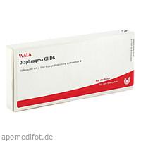 DIAPHRAGMA GL D 6, 10X1 ML, Wala Heilmittel GmbH